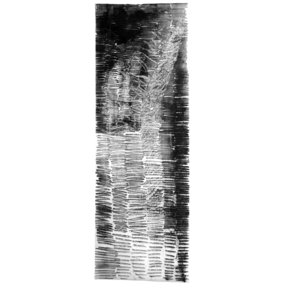 Période des vagues, gravure 80-150cm  5/10