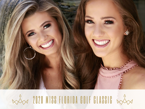 Miss Florida Golf Classic Benefits the 2020 Miss Florida Scholarship Fund
