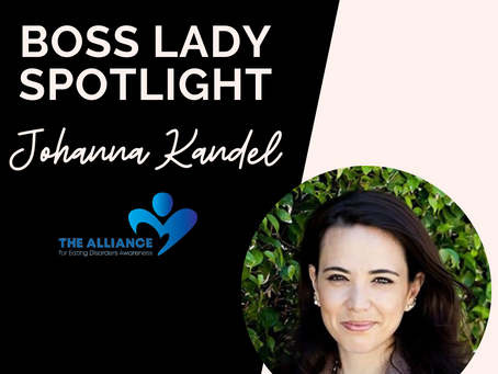 Boss Lady Spotlight: Johanna Kandel