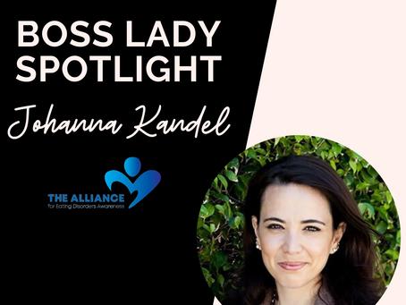 Boss Lady Spotlight: Johanna Kandel