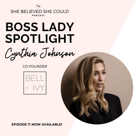 Boss Lady Spotlight: How Cynthia Johnson became a global entrepreneur, influencer, and author
