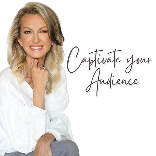 Captivate Your Audience Package
