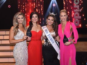 Wednesday Night Miss Florida Preliminary Winners