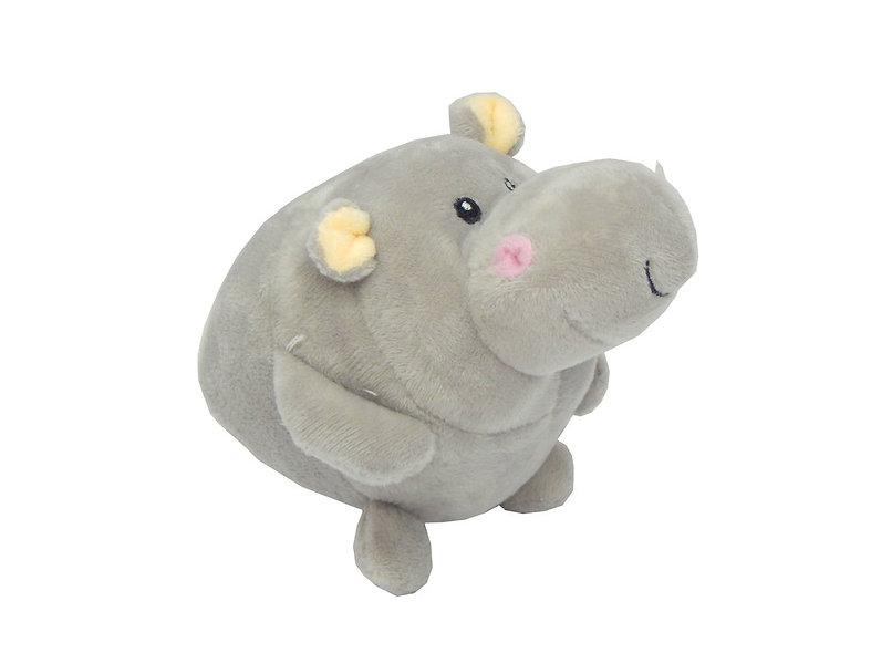 Brinquedo Dog Pelúcia Fofinhos - Hipopótamo