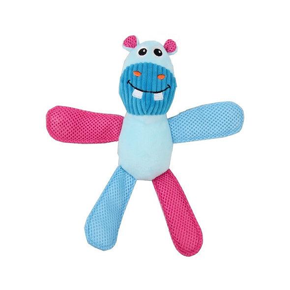 Brinquedo Pelúcia Pawise Vivid Life Fetch Hippo