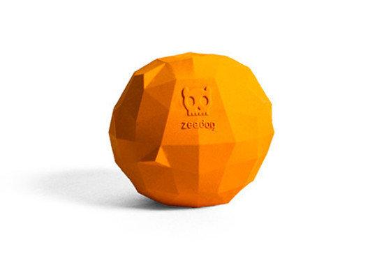 Brinquedo Laranja Borracha Natural Zeedog