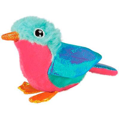 Brinquedo KONG Crackles Tweetz Bird Passarinho