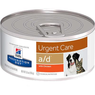 Ração Úmida Hills Canine/Feline Prescription Diet A/D Lata para Cães e Gatos