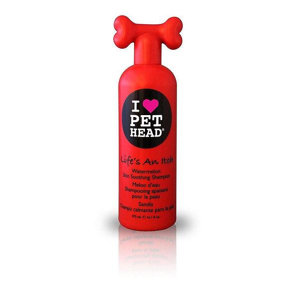 Shampoo Calmante Pet Head Lifes An Itch 475ml