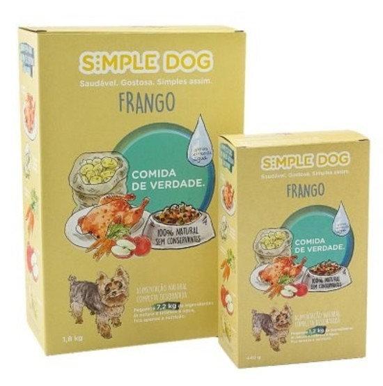 Simple Dog Frango