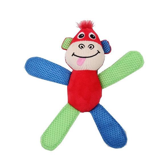 Brinquedo Pelúcia Pawise Vivid Life Fetch It Monkey