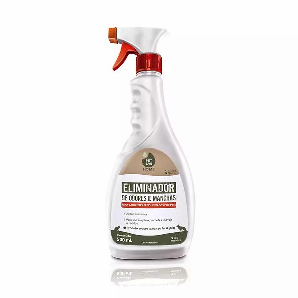 Eliminador de Odores PetLab para Ambientes 500ml