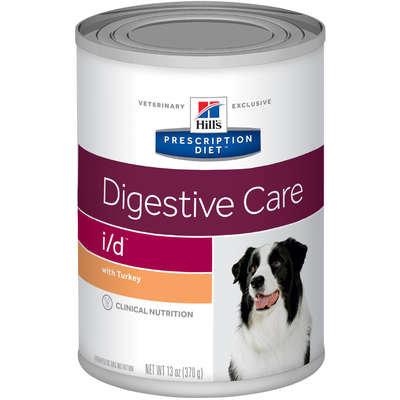 Ração Hills Canine Prescription Diet I/D Lata - 370 g