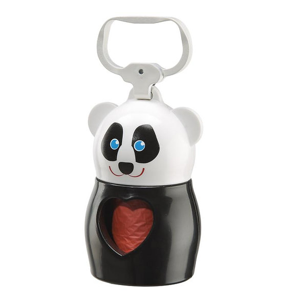 Porta Sacos Dudu Animais Panda - Ferplast
