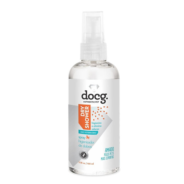 Spray Higienizador de Dobras 100ml