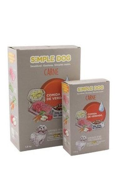 cópia de Simple Dog Carne