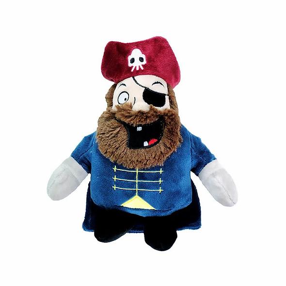 Brinquedo Pelúcia Pirata Premium Jambo