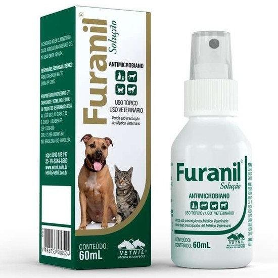 Furanil Spray - 60ml - Vetnil