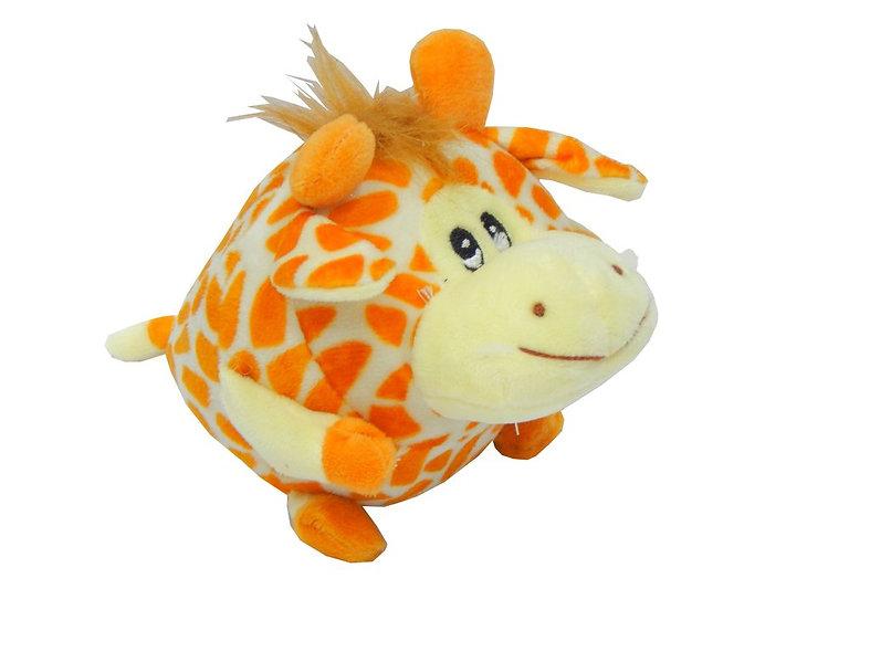 Brinquedo Dog Pelúcia Fofinhos - Girafa