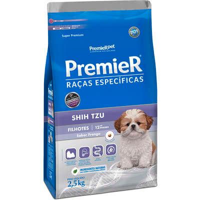 Ração Premier para Cães Filhotes de Raças Específicas Shih tzu 1kg