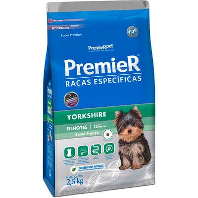 Ração Premier para Cães Filhotes de Raças Específicas - Yorkshire - 1k