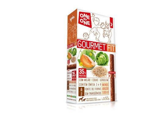 STICK GOURMET FIT SPIN PET MELAO + COUVE + GERGELIM