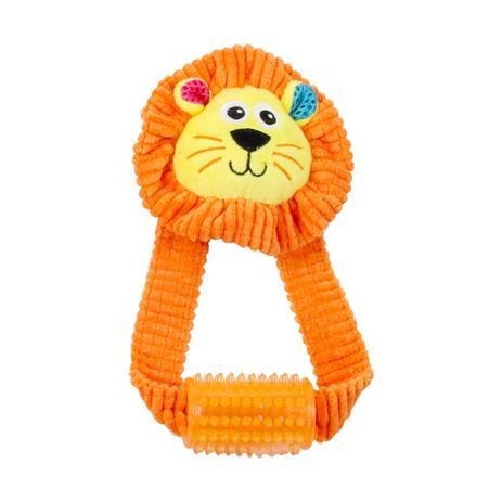 Brinquedo Pelúcia Pawise Vivid Life Lionet With Tugger