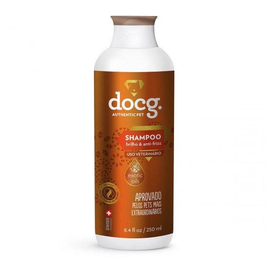 Shampoo Exotic Oils - 250ml