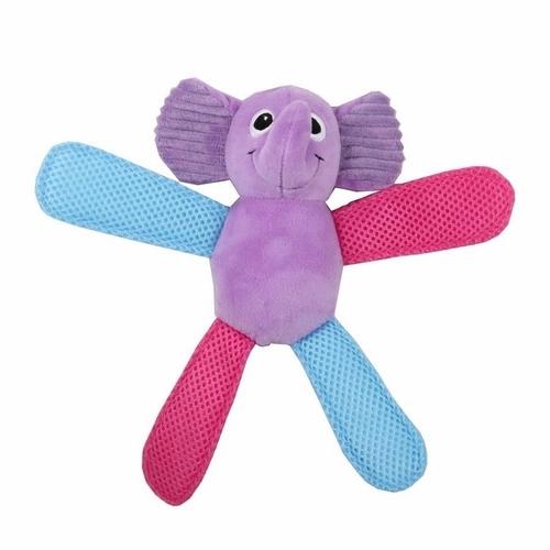 Brinquedo Pelúcia Pawise Vivid Life Fetch It Elephant