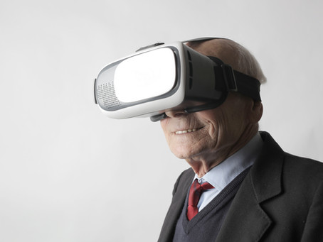 How Can Virtual Reality Help Veterans With Vision Loss Return to Society?