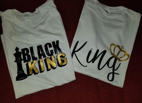 Black King Tshirts