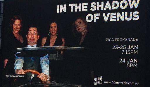 In the Shadow of Venus