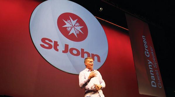St John Ambulance Awards Night