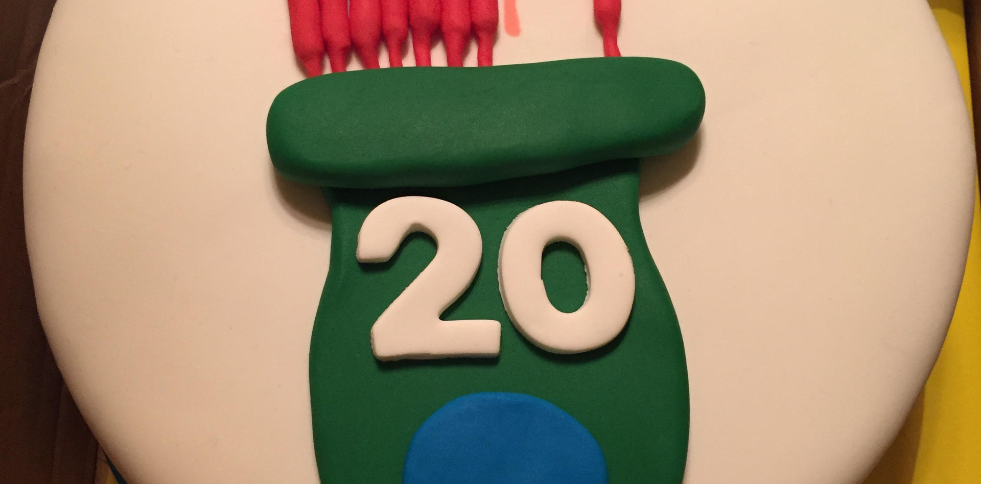 20 years celebrations for the lab