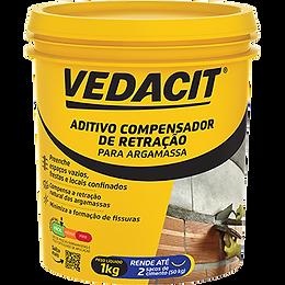 VEDACIT ADITIVO COMPENSADOR DE RETRACAO.