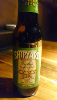 Shipyard Brewed beer based in Portland