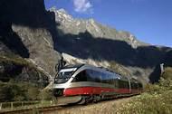 Rauma Railway © NSB