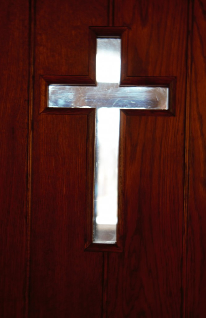 Cross at Bethel St. Baptist Church, Birmingham