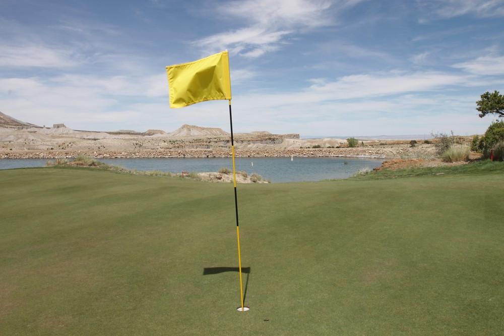Millsite Reservoir Golf Course