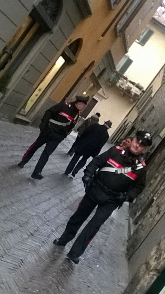 The Carabinieri of Bergamo