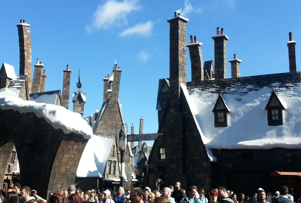 Hogmeade Village, Wizarding World of Harry Potter, Universal Studios