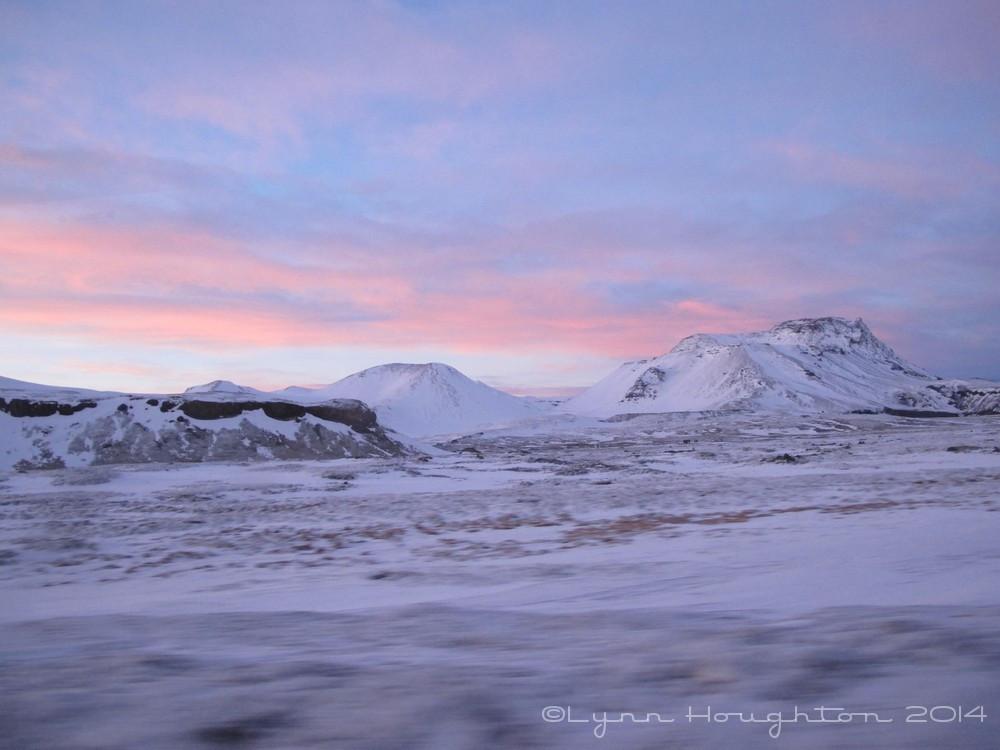 Atlantic Ridge, Iceland