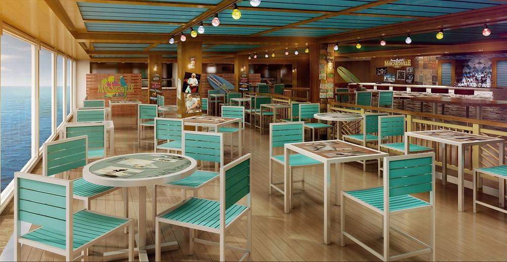 Jimmy Buffet's Margaritaville at Sea