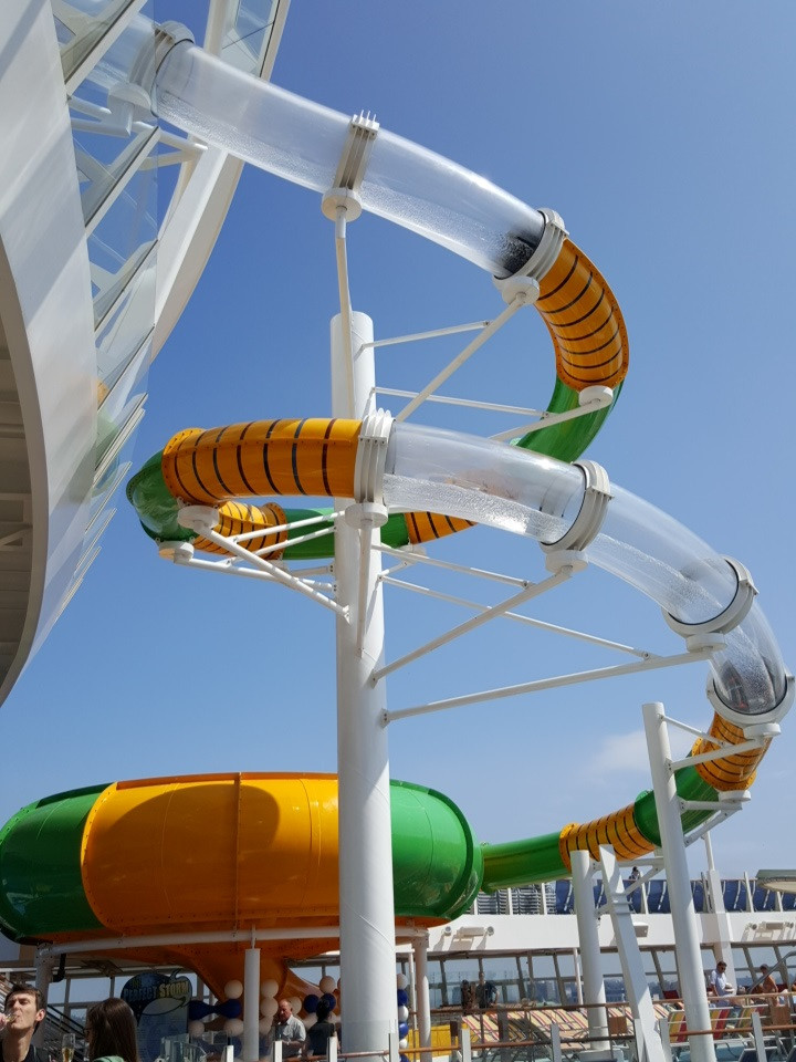 Perfect Storm Waterslides