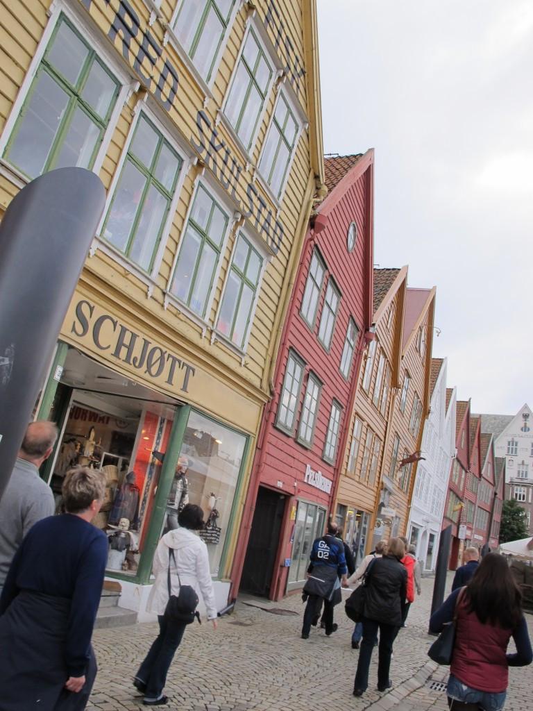Bergen's Old Town