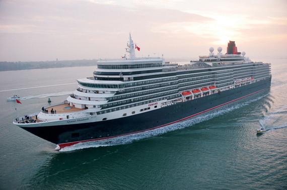 Queen Elizabeth / Cunard