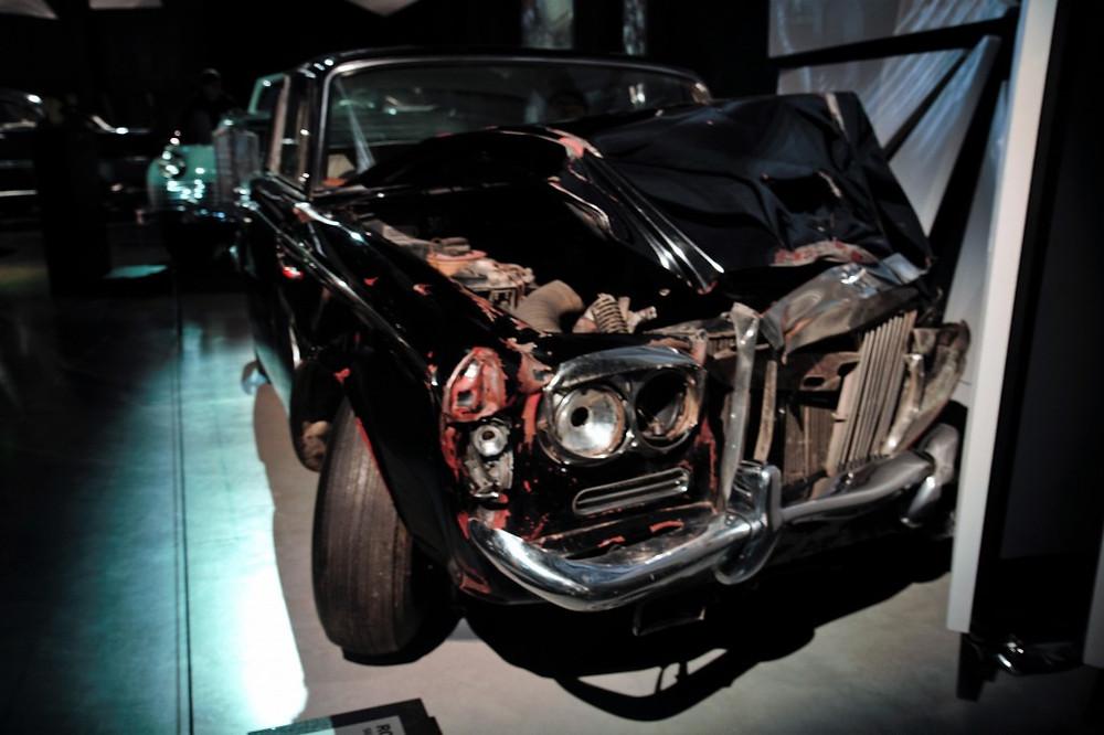 Breshnev's Silver Shadow Rolls Royce
