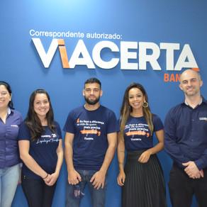 ViaCerta Banking inaugura em Frederico Westphalen