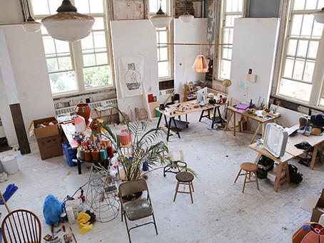 İlham Alabileceğiniz 7 Sanatçı Stüdyosu