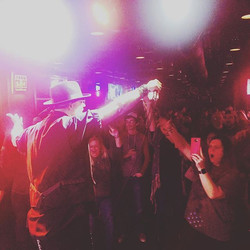 _boomstik_band killing it last night at _hightopsbg in KY! Catch us next Saturday night! #rocknrolli